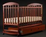 Кроватка детская Наталка , с ящиком