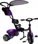 Трехколесный велосипед X-RIDER с подножкой